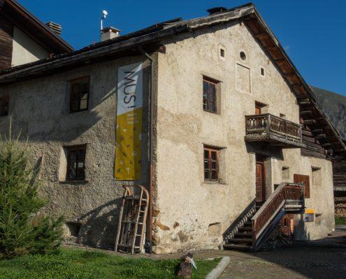 foto museo Livigno