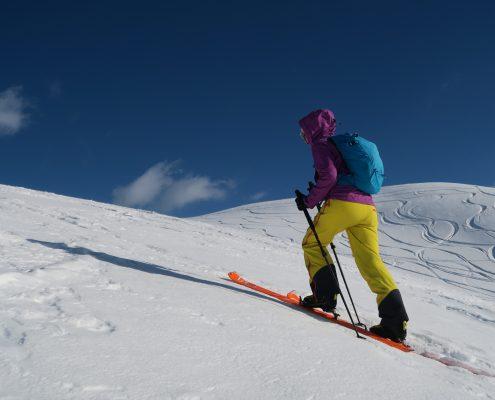 Sci alpinismo alpi neve snow montagna arnoga